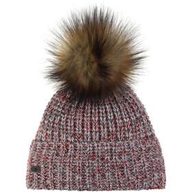 Eisbär Felia Lux Hat Women red mottled/real